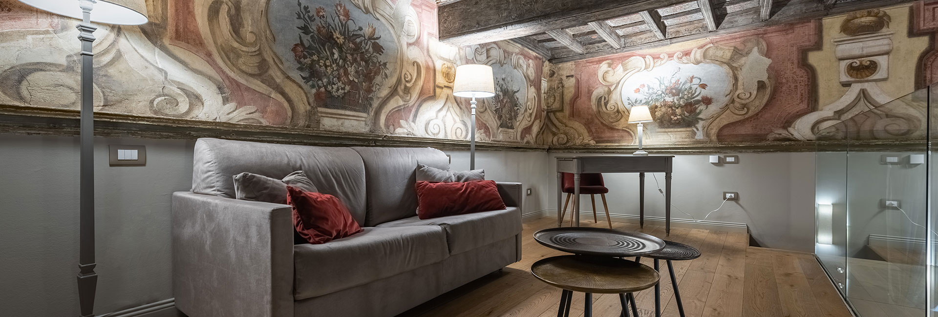 Madama Suite Palazzo Del Carretto Art Guesthouse