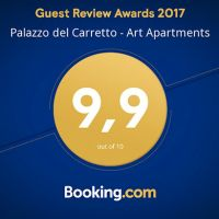 Palazzo del carretto Booking Awards